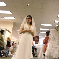 Ceremony, Flowers & Decor, Wedding Dresses, Fashion, white, ivory, dress, Halter, A, Chiffon, Line, halter wedding dresses, Chiffon Wedding Dresses