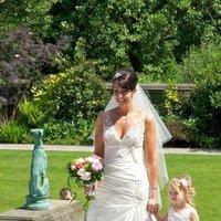 Flowers & Decor, Bridesmaids, Bridesmaids Dresses, Wedding Dresses, Fashion, pink, green, dress, Flower, Girl, Demi, Constantina