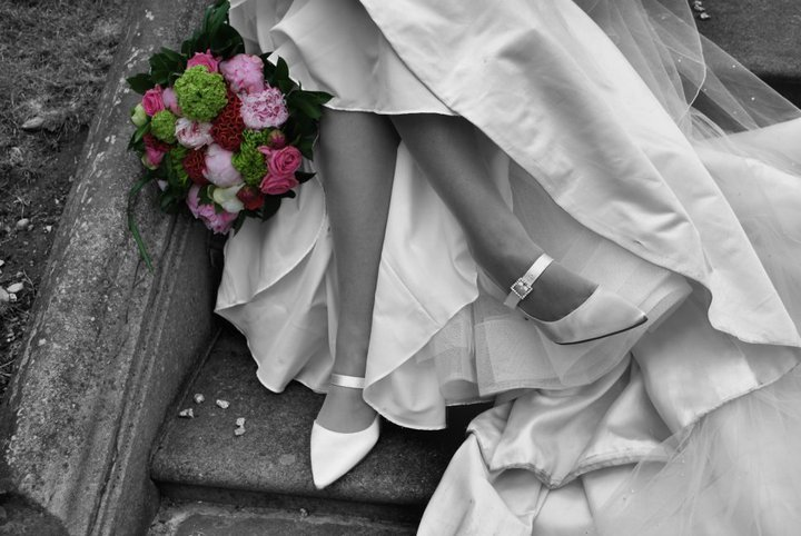 Flowers & Decor, Shoes, Fashion, pink, green, Flowers, Peonies, Club, erin, Rainbow, Flower Wedding Dresses