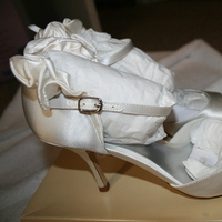 Ceremony, Flowers & Decor, Shoes, Fashion, ivory, Wedding