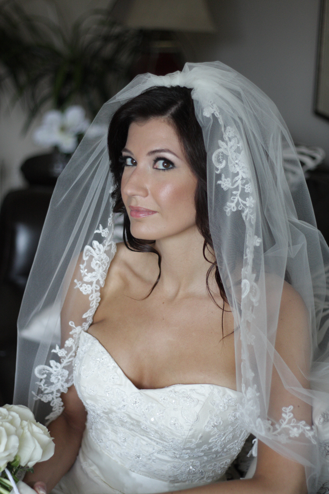 Beauty, Veils, Lace Wedding Dresses, Fashion, Makeup, Veil, Lace, Mantilla