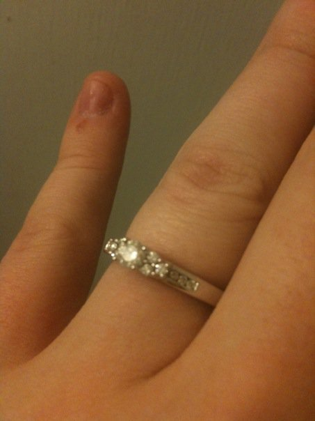 Jewelry, silver, Engagement Rings, Ring, Engagement