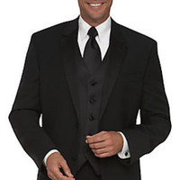 Ceremony, Reception, Flowers & Decor, Fashion, blue, black, Men's Formal Wear, Groomsmen, Tuxedo