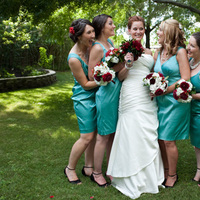 blue, dress, Bridesmaids, Fashion, Bridesmaids Dresses, Wedding Dresses