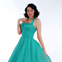 Wedding Dresses, Vintage Wedding Dresses, Fashion, blue, green, dress, Vintage, Teal, Aqua, Turquoise