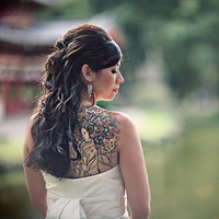Bride, Tattoo
