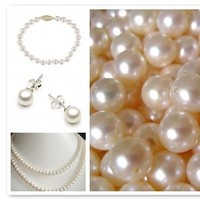 Inspiration, white, Pearls, Board