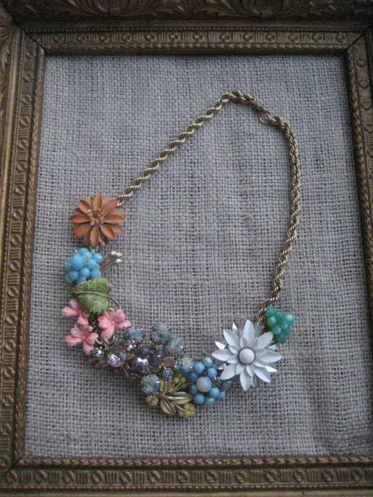Inspiration, Jewelry, Bridesmaids, Bridesmaids Dresses, Vintage Wedding Dresses, Fashion, Necklaces, Brooches, Vintage, Bride, Groom, Gift, Bridesmaid, Of, Mother, Board, Necklace, Brooch, Or