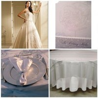 Inspiration, Wedding Dresses, Cakes, Fashion, white, blue, silver, cake, dress, Board
