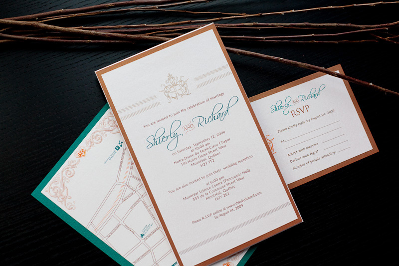 Stationery, blue, green, brown, invitation, Invitations, Wedding, Custom invitation, Unique invitation, Purplest, Customized invitation