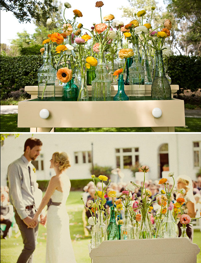 Flowers & Decor, Flowers, Garden wedding, Backyard wedding