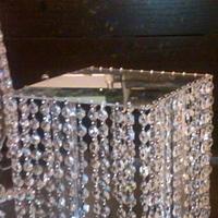 Reception, Flowers & Decor, Decor, Centerpieces, Centerpiece, Crystals