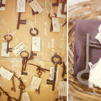 Inspiration, Reception, Flowers & Decor, Stationery, Escort Cards, Board, Keys
