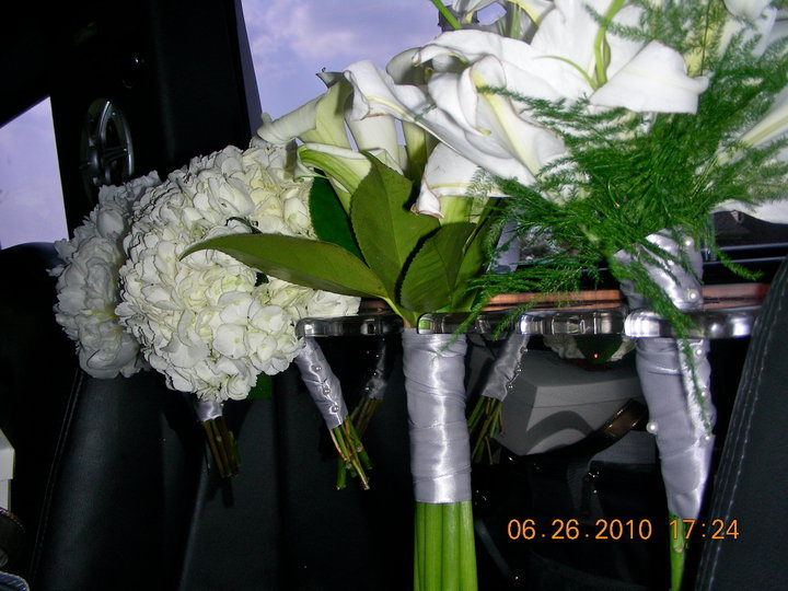 Flowers & Decor, Flowers, Limo