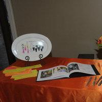 Inspiration, Reception, Flowers & Decor, yellow, orange, pink, Board