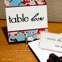 Stationery, Place Cards, Escort Cards, Table Numbers