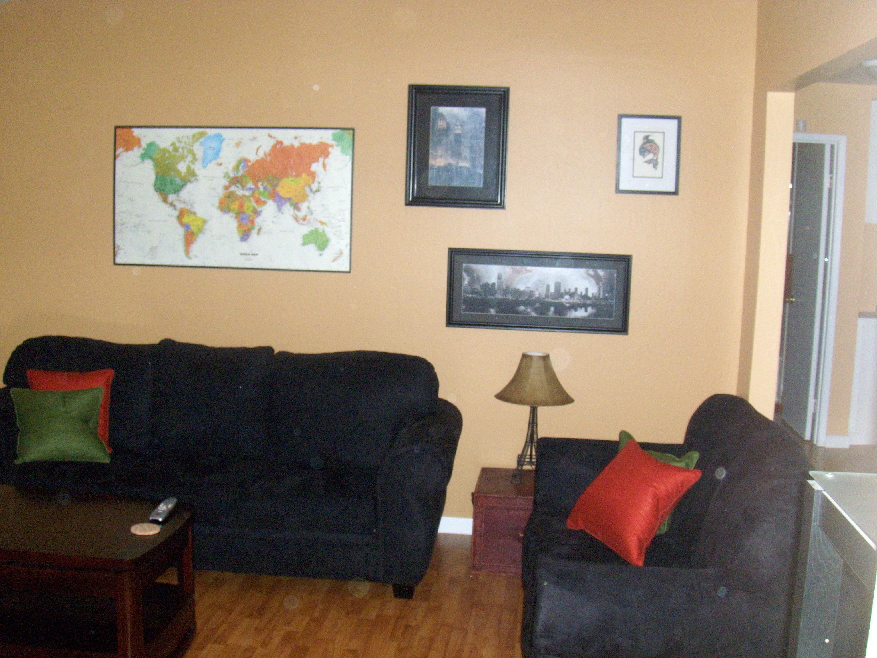 Room, Living