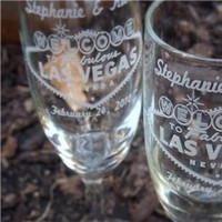 Registry, Drinkware, Glasses, Toasting, Flutes, Vegas