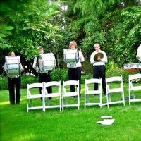 Ceremony, Flowers & Decor, white, black, Music, Recessional