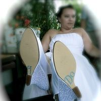 Wedding Dresses, Shoes, Fashion, blue, dress, Something