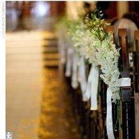 Ceremony, Flowers & Decor, green