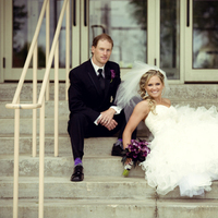 Beauty, Shoes, Ruffled Wedding Dresses, Fashion, purple, Hair, Ruffles, Wu, Christina