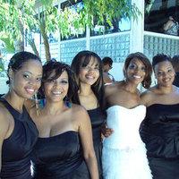 Bridesmaids, Bridesmaids Dresses, Wedding Dresses, Fashion, purple, green, black, dress