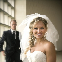 Beauty, Wedding Dresses, Veils, Fashion, dress, Updo, Curly Hair, Veil, Hair, Curly, Bubble, Side, Ponytail