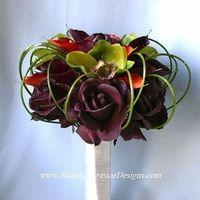 Flowers & Decor, Wedding Dresses, Shoes, Fashion, dress, Flowers, Flower Wedding Dresses