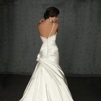 Wedding Dresses, Fashion, white, dress, Diamond, Allure, Bridals, 8750