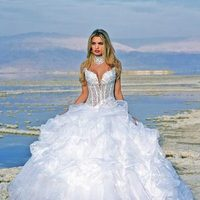 Wedding Dresses, Fashion, white, dress, Crinoline