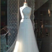 Wedding Dresses, Fashion, white, dress, Bridal, Blush, Claytonandshauna