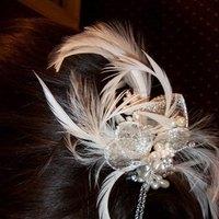 Beauty, Feathers, Hair, Piece