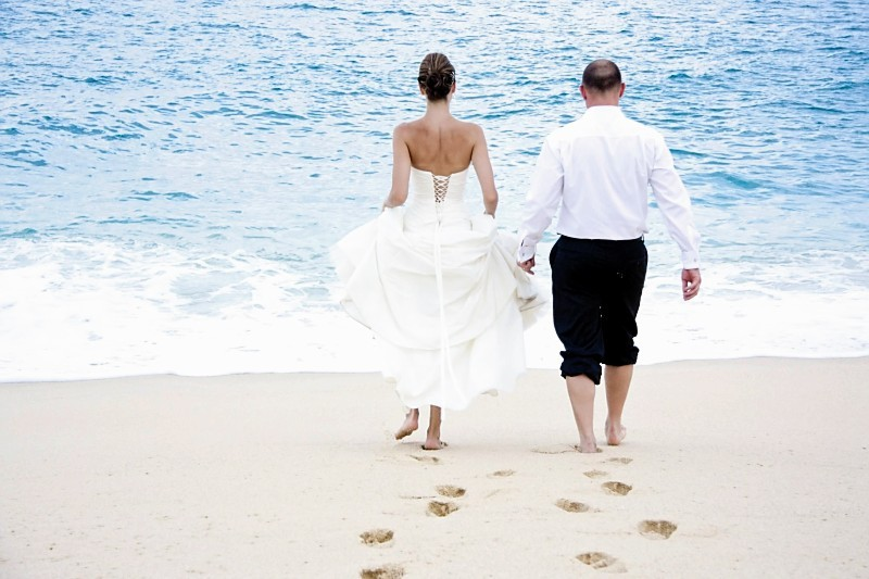Wedding Dresses, Beach Wedding Dresses, Destinations, Fashion, dress, Mexico, Beach, Cabo