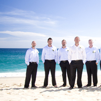 Destinations, blue, Mexico, Beach, Groomsman, Cabo