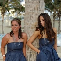 Jewelry, Bridesmaids, Bridesmaids Dresses, Beach Wedding Dresses, Fashion, blue, Beach