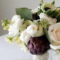 Ceremony, Reception, Flowers & Decor, white, green, brown, black, Ceremony Flowers, Flowers