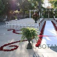 Ceremony, Flowers & Decor, white, red, green, Ceremony Flowers, Flowers