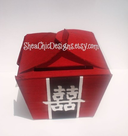 Asian, Box, Card, Happiness, Double