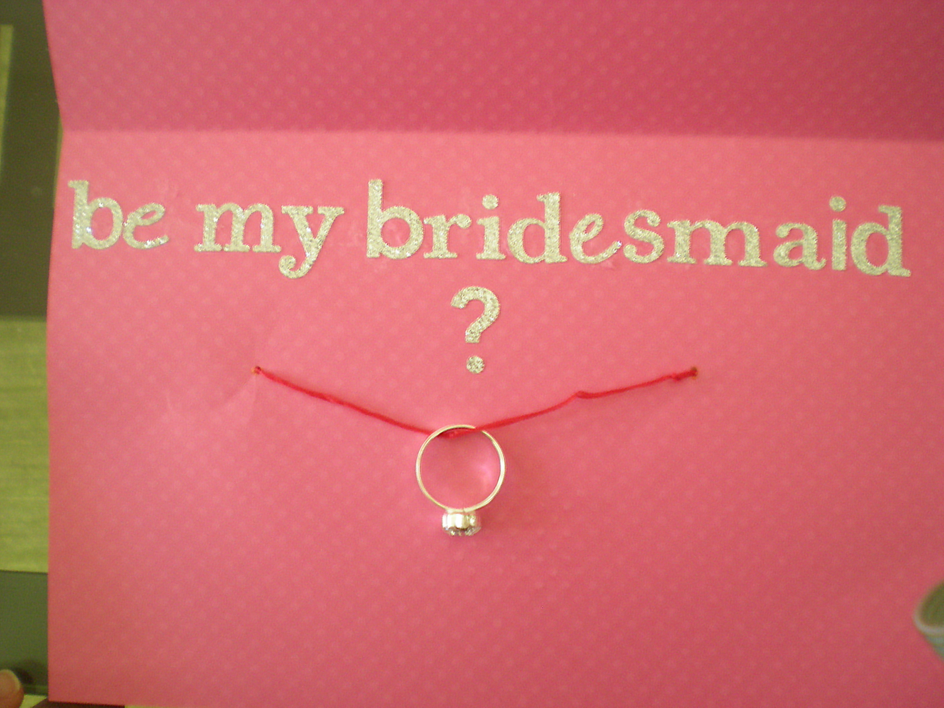 pink, silver, Bridesmaid, Card, Inspiration board