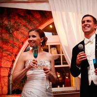 Reception, Flowers & Decor, Wedding Dresses, Cakes, Fashion, white, black, cake, dress