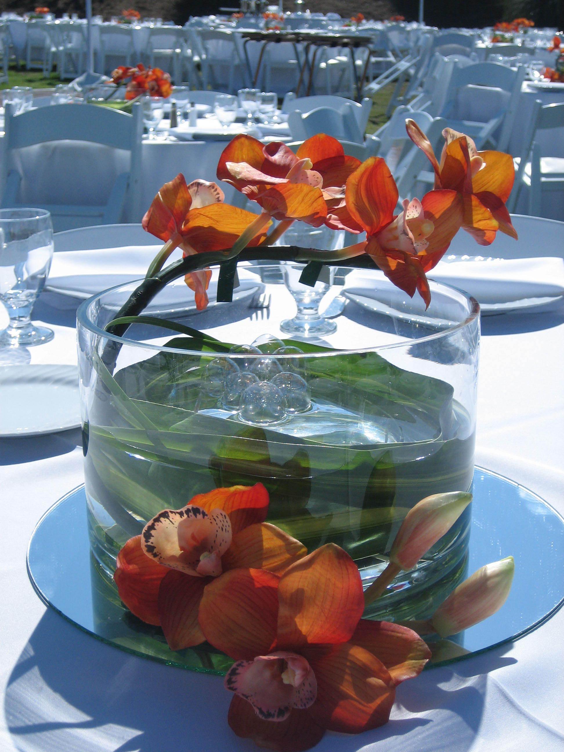 Reception, Flowers & Decor, orange, green, Flowers, Inspiration board