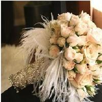Flowers & Decor, white, ivory, Flowers