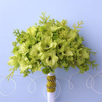 Flowers & Decor, green, Flowers