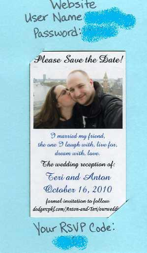 Stationery, Invitations, Save-the-Dates, Save the date, Std