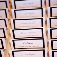 Reception, Flowers & Decor, Stationery, white, brown, Invitations, Inspiration board