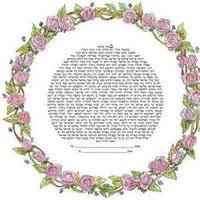 Ceremony, Flowers & Decor, Stationery, white, purple, Invitations