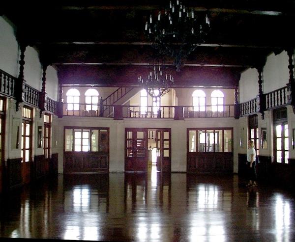Hall, Mirror