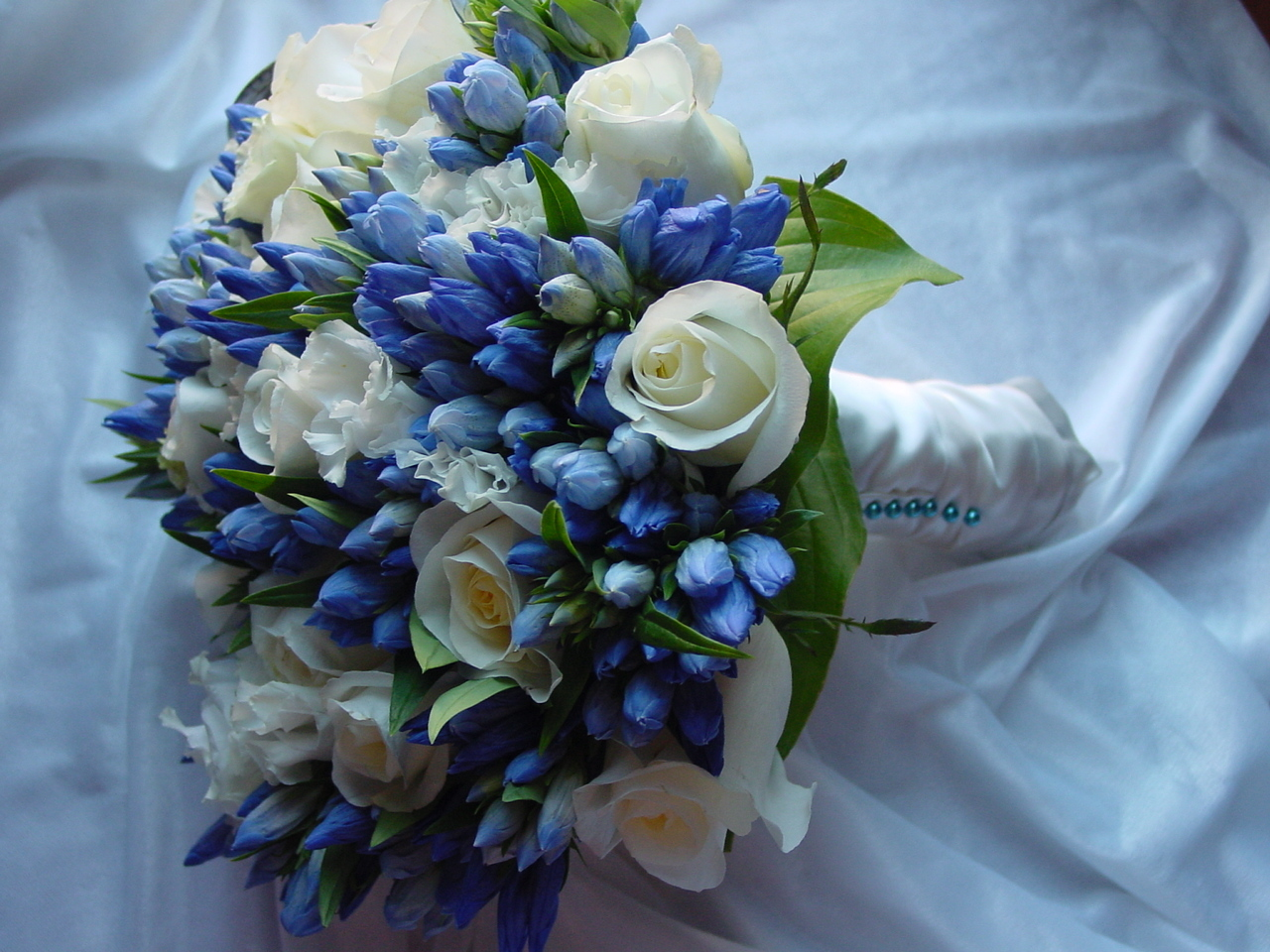 white, blue, Bouquet, Inspiration board