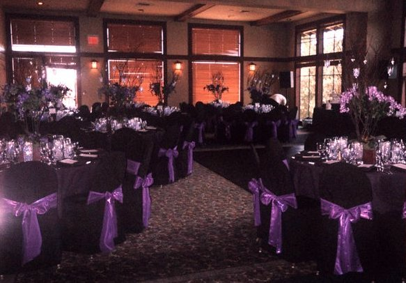 Reception, Flowers & Decor, purple, green, Spring, Summer, Flowers, Branches, Elegant, Manzanita, Votives, Crystals, Trees